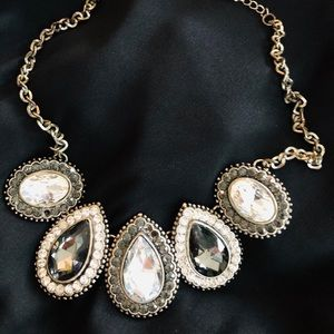 SOLD.   Fashion Statement Necklace